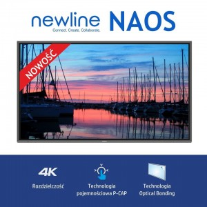 Monitor interaktywny Newline NAOS TT-8619IP 86""